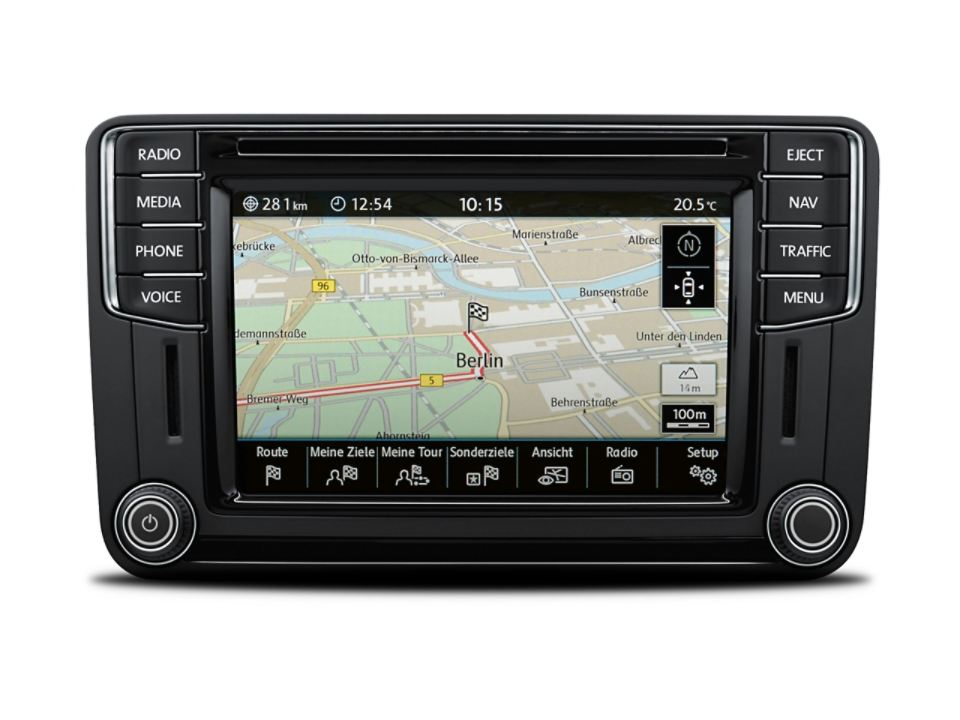 VW Guide and Inform Car-Net System
