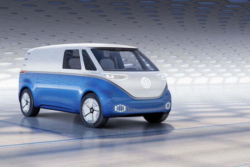 VW ID BUZZ CARGO